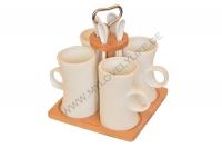 Puedo - 9-teiliges Cup-Set