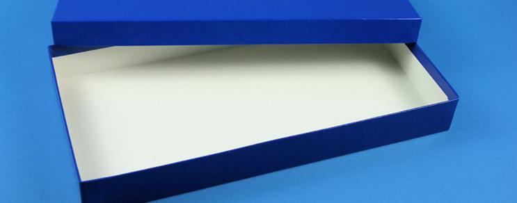 Karton kutu 13,6x26,8x3,2 cm