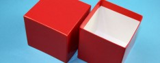 Karton kutu 7,6x7,6x7,5 cm