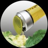 Pop Öl-/ Essig-Flasche Gelb